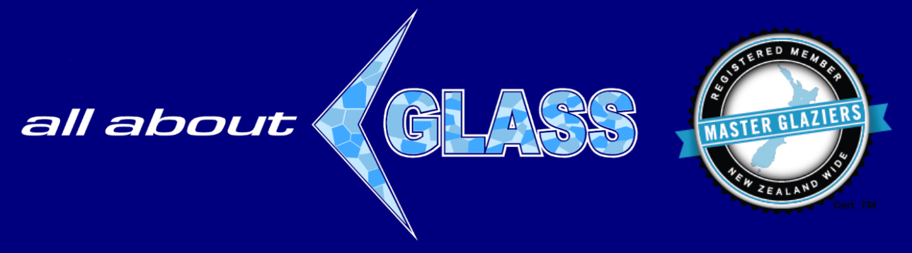 All About Glass logo / Master Glaziers logo